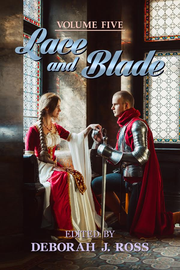 Lace and Blade 5 cover front